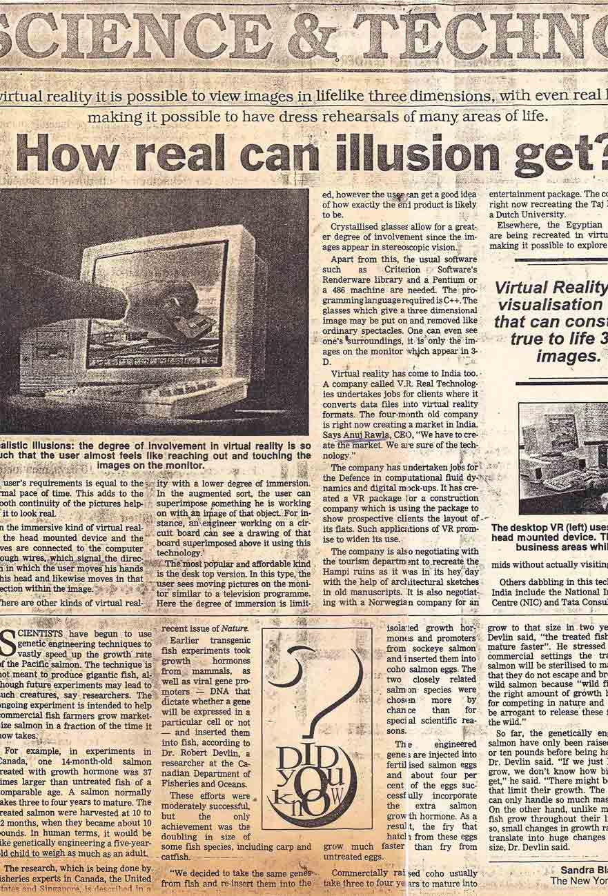 1994-11-Nov-Deccan-Herald.-How-real-can-Illusion-Get